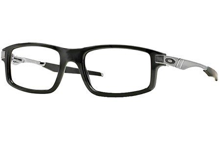 oakley optical  oakley optical frame trailmix black metal ox8035 03