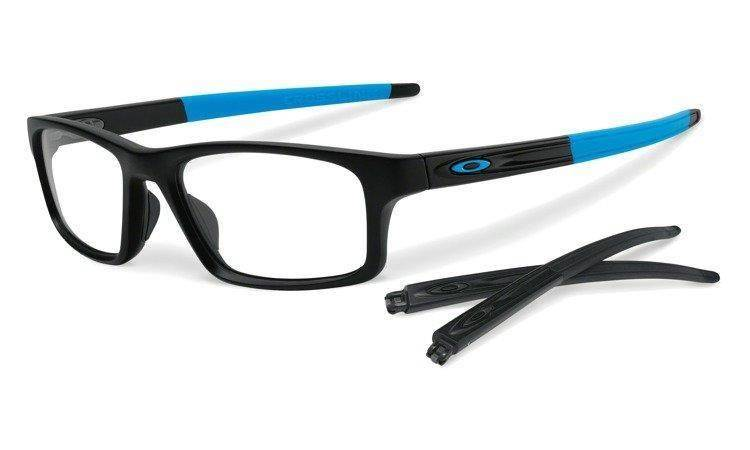oakley optical frame crosslink pitch satin black ox8037 01