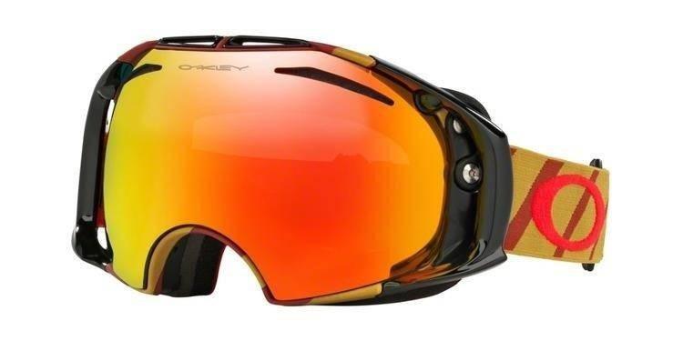 Oakley Goggles Fire Iridium
