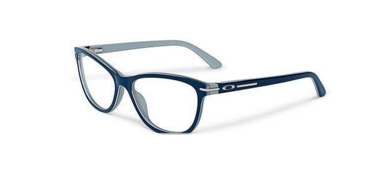 oakley optical  oakley optical frame stand out peacoat ox1112 0553