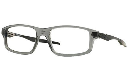 oakley optical  oakley optical frame trailmix crystal grey ox8035 04