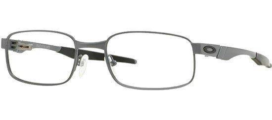 oakley optical  oakley optical frame backwind satin grey ox3164 01