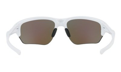 Oakley Okulary FLAK® BETA Polished White / Sapphire Iridium OO9363-03