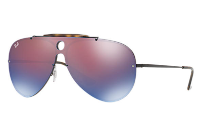 Ray-Ban Okulary BLAZE SHOOTER RB3581N - 153/7V