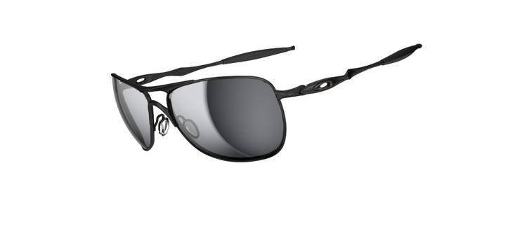 Oakley Okulary CROSSHAIR Matte Black/Black Iridium OO4060-03