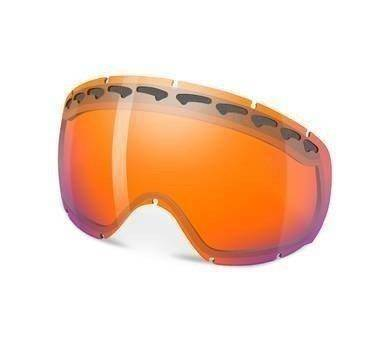 Oakley Crowbar Snow High Intensity Persimmon 02-119