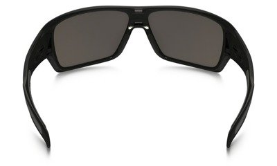 Oakley Okulary TURBINE ROTOR Polished Black/Warm Gray OO9307-01