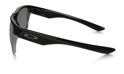 OAKLEY TWOFACE XL Polished Black / Black Iridium Polarized OO9350-01