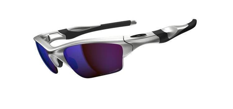 Oakley Okulary HALF JACKET 2.0 XL Silver/G30 Iridium Polarized OO9154-06