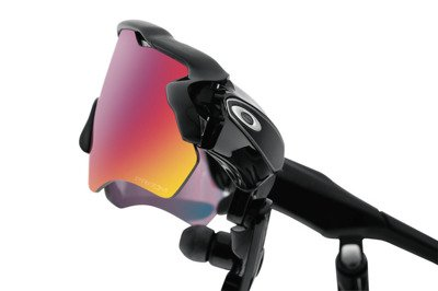 OAKLEY Okulary RADAR PACE Polished Black/Prizm Road OO9333-01
