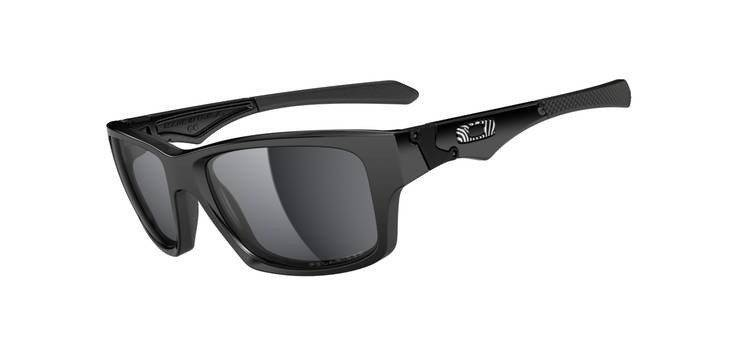 Oakley Okulary JUPITER SQUARED JORDY SMITH  Polished Black/Black Iridium Polarized OO9135-10