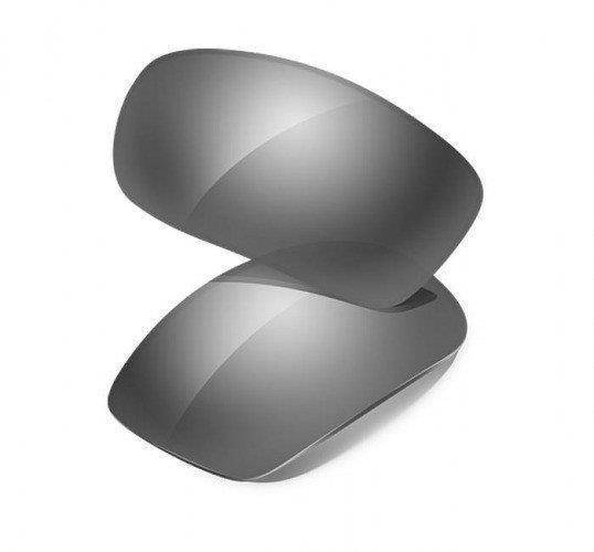 Oakley FIVES SQUARED / FIVES 3.0 Replacement Lenses Black Iridium 13-538