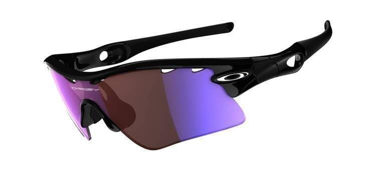 Oakley Okulary RADAR RANGE GOLF SPECIFIC Jet Black/G30 09-682