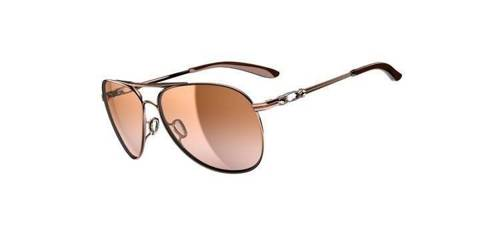 Oakley Okulary DAISY CHAIN Rose Gold/VR50 Brown Gradient OO4062-01