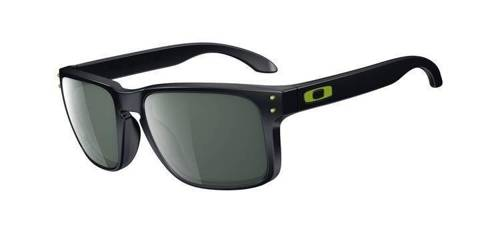 Oakley Okulary HOLBROOK Steel/Dark Grey OO9102-38