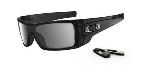 Oakley Okulary BATWOLF Black Ink/Black Iridium OO9101-01