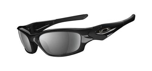 Oakley Okulary STRAIGHT JACKET Mate Black/Grey Polarized 24-124