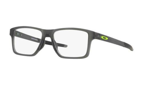 OAKLEY CHAMFER SQUARED Satin Gray Smoke OX8143-02
