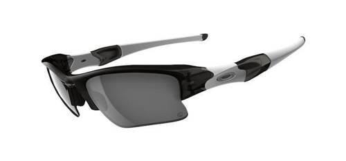 Oakley Okulary FLAK JACKET TRANSITIONS SOLFX Grey Smoke/Clear Black Iridium 03-897