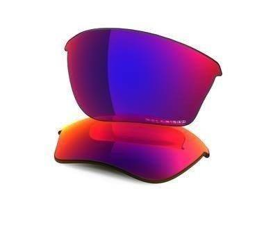 Oakley Szkła HALF JACKET 2.0 XL OO Red Iridium Polarized 41-742