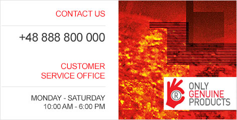 Customer Service office - Contact US