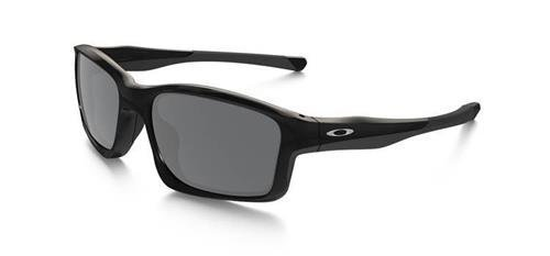 Oakley Sunglasses CHAINLINK Polished Black/Black Iridium OO9247-01