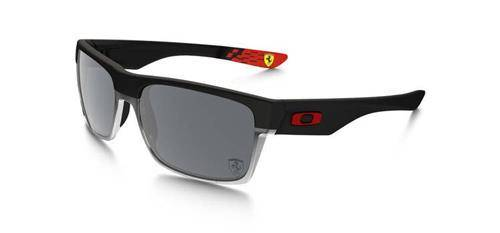 Oakley Sunglasses  TWOFACE Steel/Dark Grey OO9189-05
