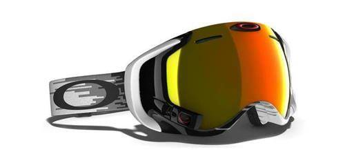 OAKLEY Gogle AIRWAVE™ 1.5 Hyperdrive/Fire Iridium 59-450
