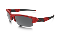 Oakley FLAK JACKET XLJ Infrared/Black Iridium 03-902
