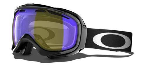 Oakley Gogle ELEVATE Jet Black/H.I. Amber POLARIZED 57-177