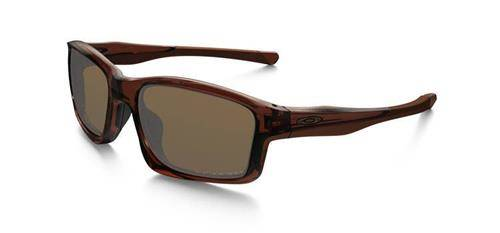 Oakley Okulary CHAINLINK Polished RootBeer/Bronze Polarized OO9247-08