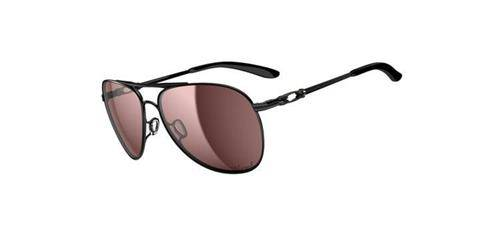Oakley Okulary DAISY CHAIN Polished Black/OO Grey Polarized OO4062-03