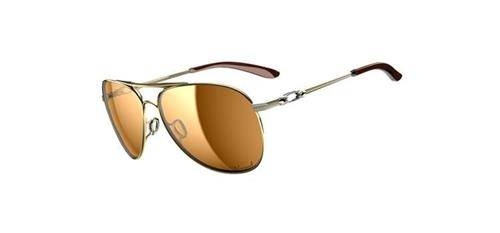Oakley Okulary DAISY CHAIN Polished Gold/Bronze Polarized OO4062-04