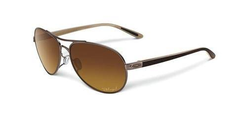 Oakley Okulary FEEDBACK Polished Chocolate/Brown Gradient Polarized OO4079-06