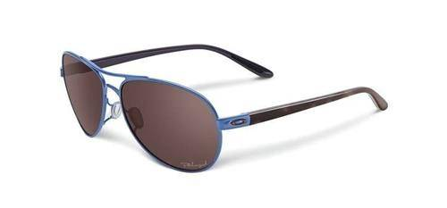 Oakley Okulary FEEDBACK Wisteria Pearl/OO Black Iridium Polarized OO4079-09