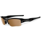 Oakley Okulary FLAK JACKET XLJ Polished Black/Bronze Polarized 26-243