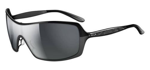 Oakley Okulary REMEDY Polished Black/Grey OO4053-03