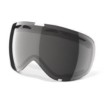 Szyba Oakley ELEVATE Snow Dark Grey Polarized 01-031