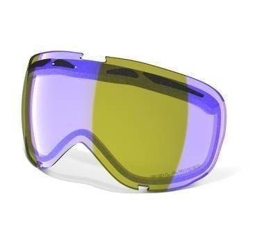 Szyba Oakley ELEVATE Snow H.I. Amber Polarized 01-030