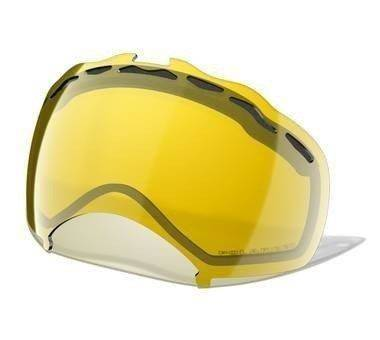 Szyba Oakley SPLICE Snow H.I. Amber Polarized 02-186