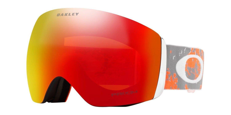 dff76addda Oakley Goggles Flight Deck Arctic Fracture Orange   Prizm Snow Torch  Iridium OO7050-62 OO7050-62
