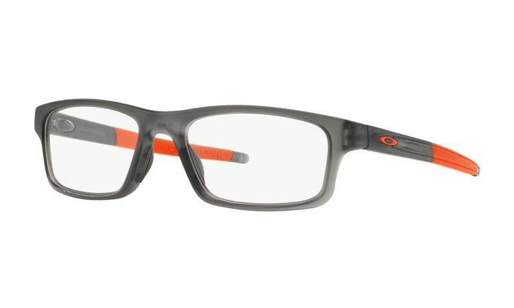 ad00b40999 Oakley Optical frame CROSSLINK PITCH Satin Grey Smoke OX8037-06 OX8037-06