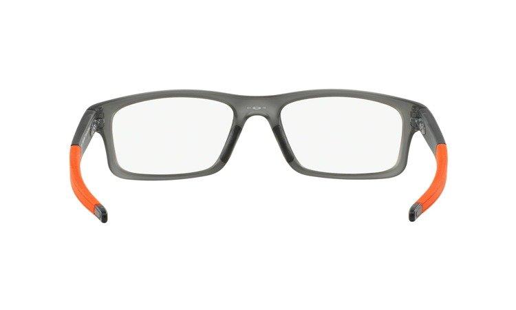 bead824878 ... Oakley Optical frame CROSSLINK PITCH Satin Grey Smoke OX8037-06 ...