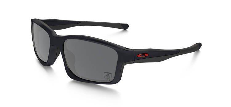 b2262e68f3b89 Oakley Sunglasses CHAINLINK SPECIAL EDITION FERRARI Matte Steel Black  Iridium OO9247-13 OO9247-13