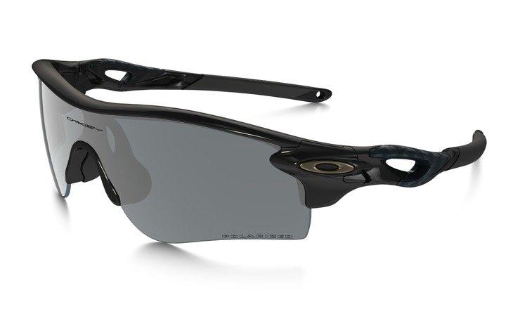452b471c060 OAKLEY Sunglasses RADARLOCK PATH Polished Black   Black Iridium Polarized  OO9181-12 OO9181-12