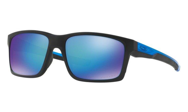 eaeda29dc1a Oakley Sunglasses MAINLINK Matte Black   Prizm Sapphire Polarized OO9264-25  OO9264-25
