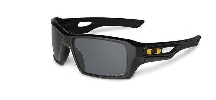 1161266496 Oakley Sunglasses EYEPATCH 2.0 Shaun White Polished Black Grey Polarized  OO9136-12 Oakley Sunglasses EYEPATCH 2.0 Shaun White Polished Black Black  Iridium ...