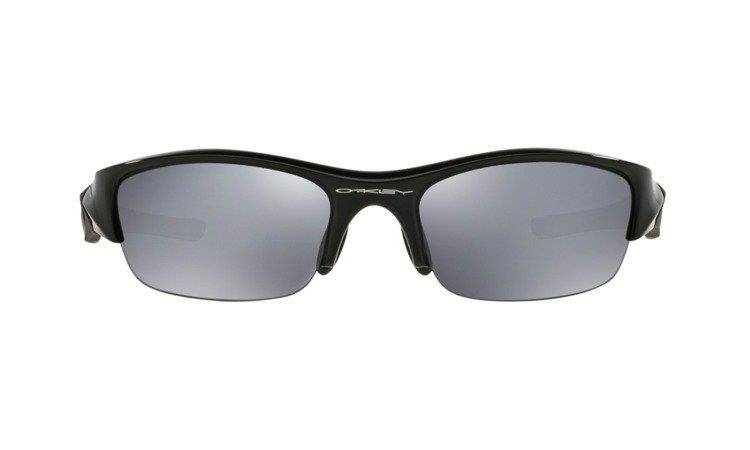 f209424432 Oakley Sunglasses FLAK JACKET Jet Black Black Iridium 03-881 03-881 ...