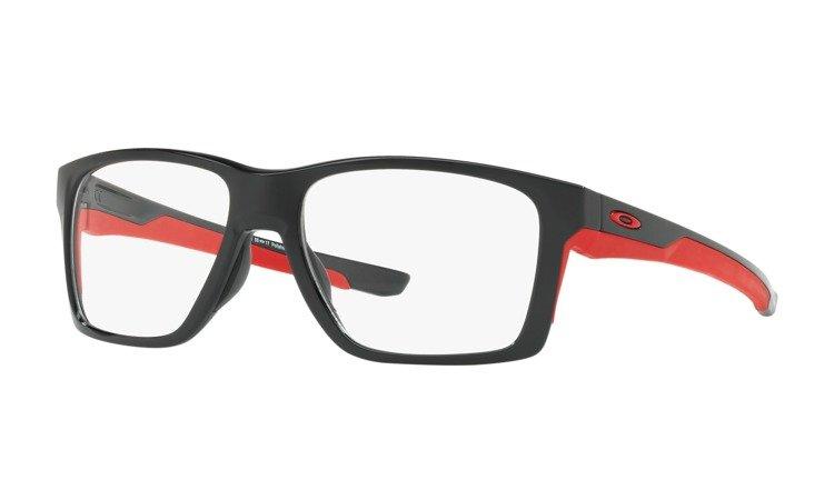 7505710f6fc Oakley Optical Frame MAINLINK MNP Polished Black OX8128-02 ox8128-02 ...