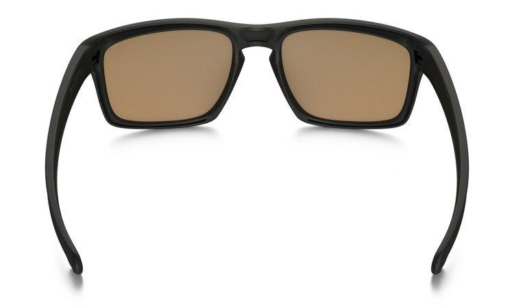 7b320b5950 Oakley Sunglasses SLIVER Matte Black Bronze Polarized OO9262-08 ...